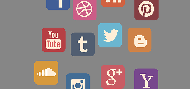 Rozwój kanałów w social mediach