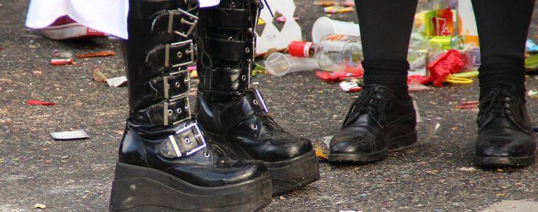 Buty na platformie modne od wielu dziesięcioleci